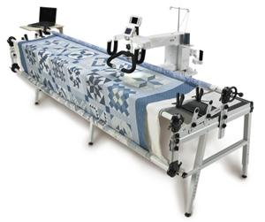Crown Jewel Long Arm Quilting Machine