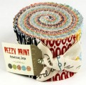 Pezzy Print Jelly Roll