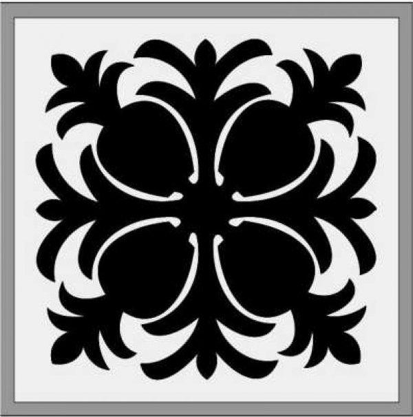 Pineapple Hawaiian Applique By Barbara Bieraugel