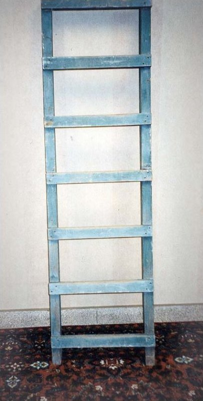 LADDER - great blue, vintage
