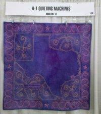 a1 longarm quilting machine