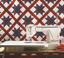 Husqvarna Viking - Mega Quilter | Sewing Shop