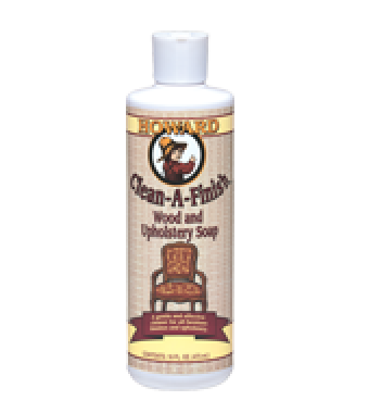 Howard Clean-A-Finish Wood & Upholstery Soap
