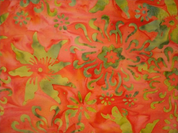 Hand Made Cotton Batiks