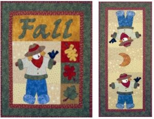 Fall Sampler & Tablerunner Pattern