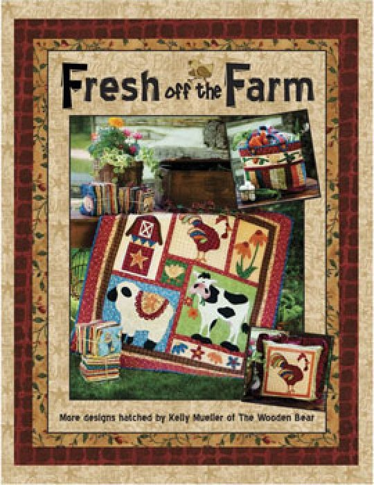 B02 Fresh off the Farm Book