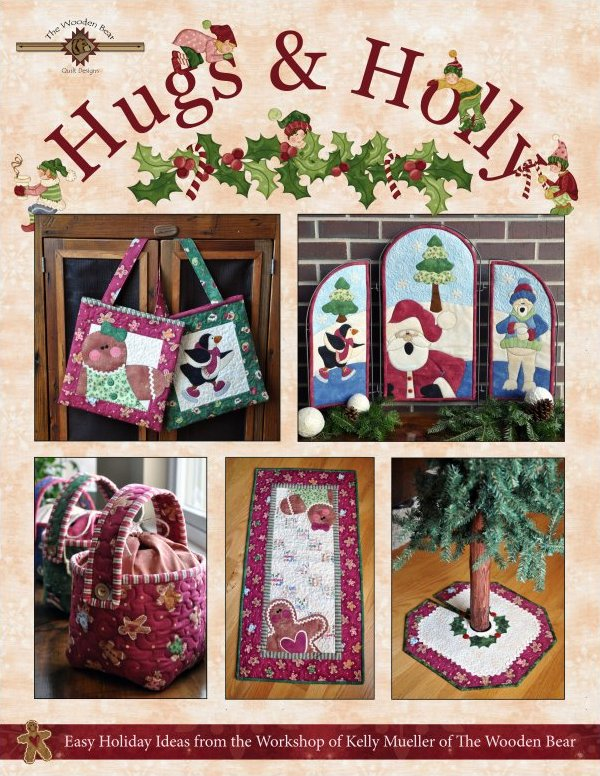B04 Hugs & Holly Book
