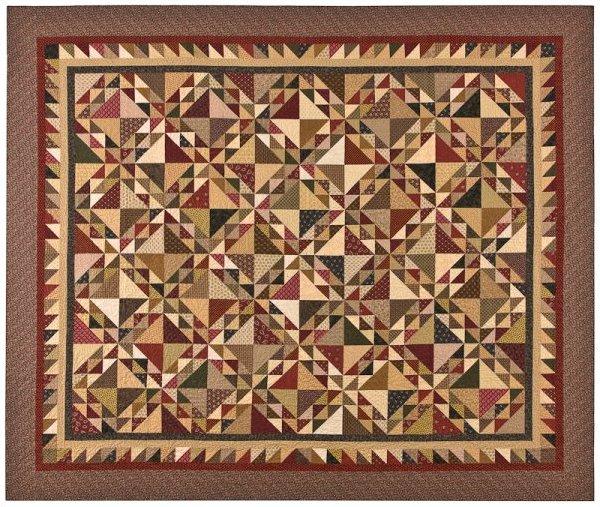 Cabin Creek Pattern