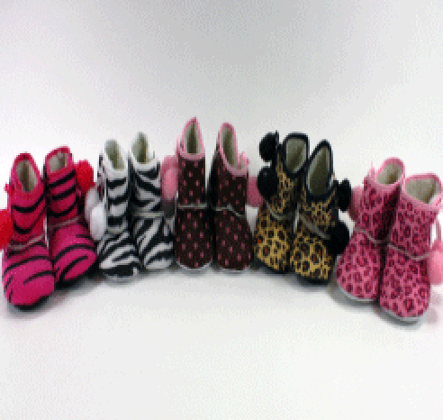Baby boots Many different designs