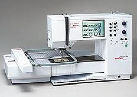 BERNINA Artista 170 with Embroidery