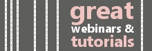 Like Sew has great webinars & tutorials.