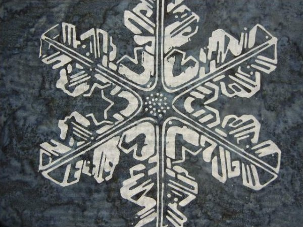 Let It Snow Favorite Batiks