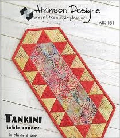 Tankini Table Runner