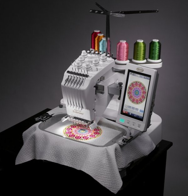 Brother 6 Needle Embroidery Machine For Sale  2017  2018