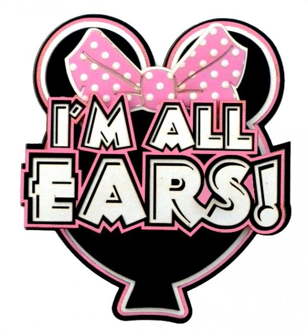 All ears pink
