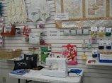 El Paso store inside view