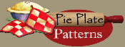 Pie Plate Patterns