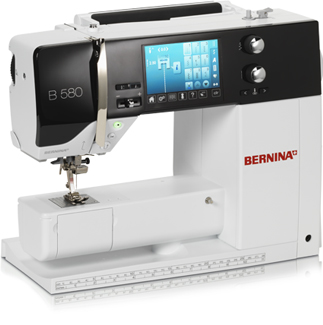 Bernina 580 Sewing and Embroidery Machine