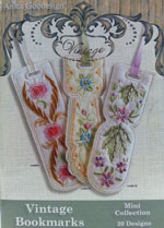 Vintage Bookmarks by Anita Goodesign