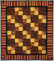 Sharon Callaham's First Quilt-Quilt School I 2009