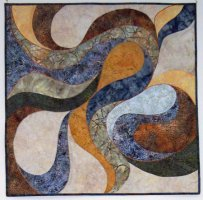 Free Form Curves by Gail Greene 2012
