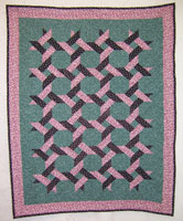 Lisa Elfers first quilt