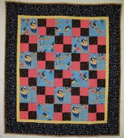 4-patch by Lisa Elfers 2012