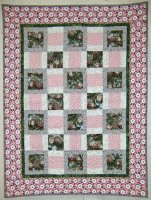 Possum Quilt by Lisa Elfers 2012