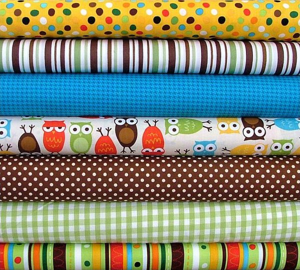 Urban Zoologie Owls Fat Quarter Bundle