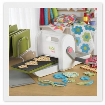 AcuQuilt GO! Baby Fabric Cutter