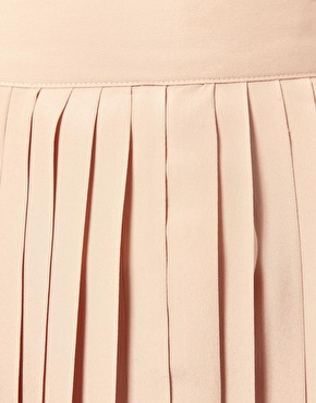 example of pleats