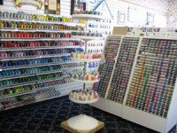 Sew Complete Threads, Needles and Notions - Store Interior