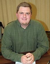 Kobi Erni, Council Member - Cleveland, Utah
