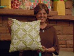 Free Quilt pattern Sorbet Garden