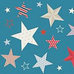 Stars Quilting Cotton Fabric