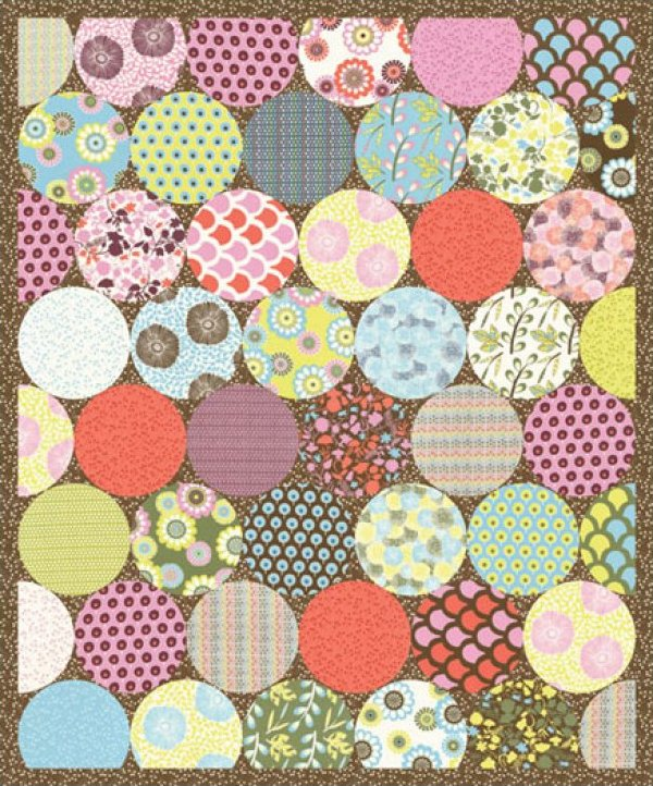 Sugar Pop Quilt Pattern or Kit