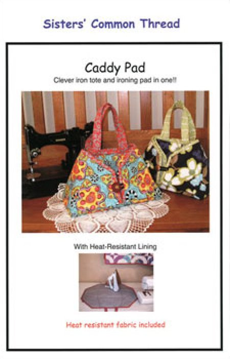 Caddy Pad w/ Heat Resistant Fabric