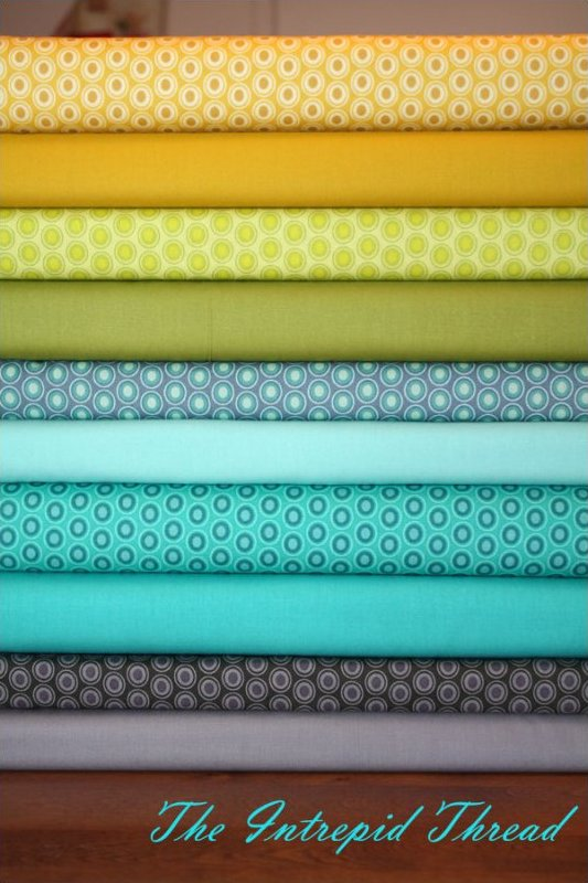 Utterly Inspired by Maureen Part Two Fat Quarter Bundle