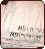 Hyperflow Central Vacuum Bags