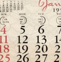 Old Calendar