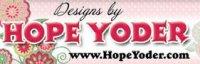 Design by Hope Yoder Logo