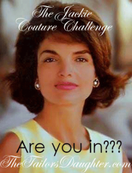 The Jackie Kennedy dress challenge Diy Sewing Design fashion summer fashion