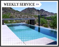 WEekly Pool Service Plans