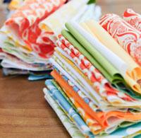 Pre Cut Quilting Fabric