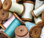 Sewing Thread Spools for Quilting