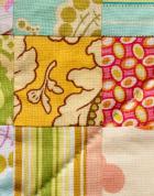 Over 2000 bolts of designer quilting fabrics, including Moda, Hoffman batiks and seasonal prints.