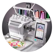 PFAFF, Husqvarna Viking &amp; Baby Lock Embroidery machines at Sierra Sewing Center in Northern Nevada