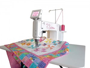 Sweet Sixteen Long armed quilter