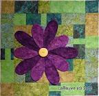 Petal Power (aka Bianca's Blooms) / Quilt Almanac 2012 / Photo courtesy of Quilt Almanac