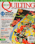 Stash Dash / Cover of McCall's Quilting May/Jun 2010